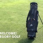"""ゴルフの""""旅""""をサポートするグレゴリーついに始動"""
