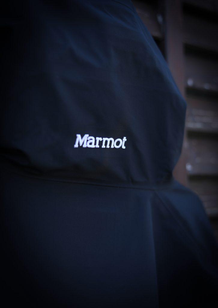 ARKnets,アークネッツ,Marmot,マーモット,シェルジャケット,別注,コラボ,コラボレーション,アウトドア,アーバンアウトドア,モード,シック,モノトーン,