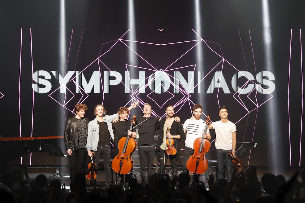 SYMPHONIACSがライブで魅せつけた、クラシックとEDMの可能性